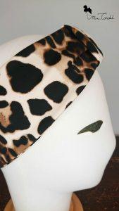 Fascia leopardata, dettaglio tessuto