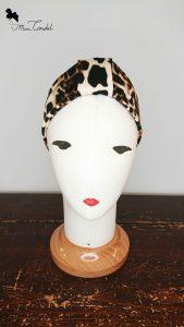 Fascia leopardata, fronte