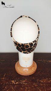 Fascia leopardata, retro
